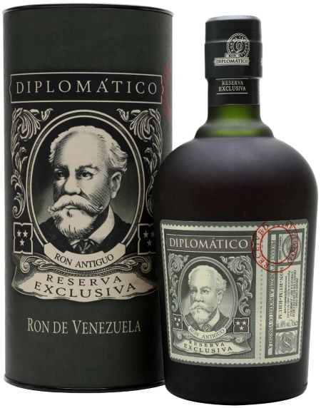 Diplomatico Reserva Exclusiva Rum (Gift Can)