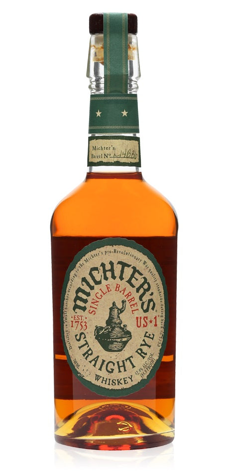 Michters US No1 Rye