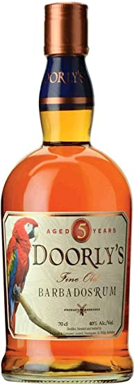 Doorly's Gold 5YO Rum