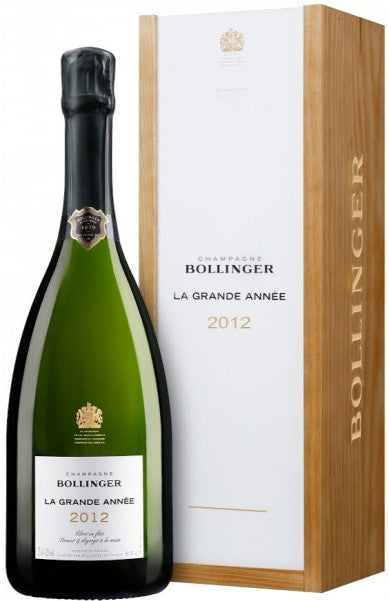 Bollinger Grand Annee 2012 (Gift Box)