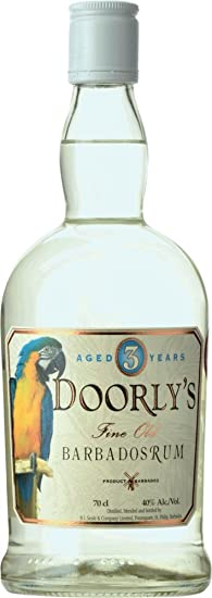 Doorly's White Rum