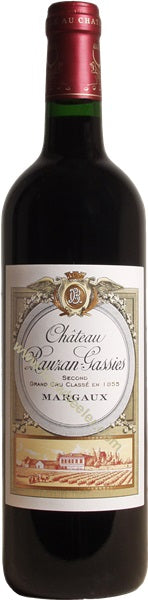 Chateau Rauzan-Gassies 2005