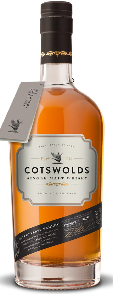 Cotswolds Single Malt Whisky 5cl