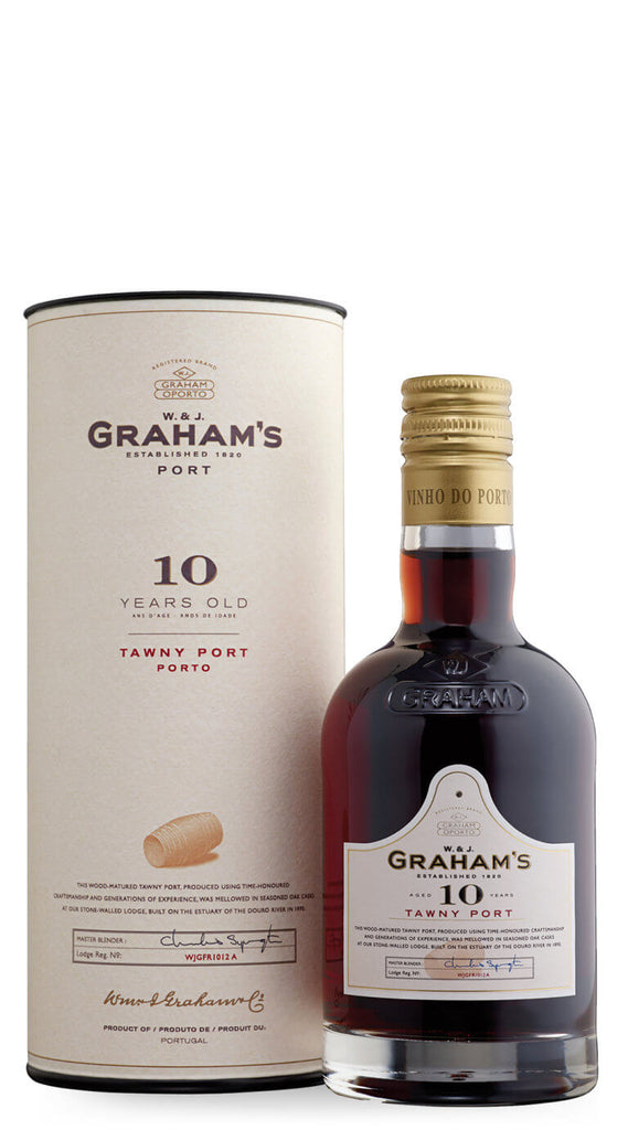 Grahams 10yo Tawny Port 20cl in tube