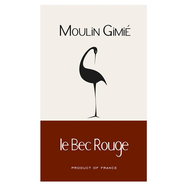 Moulin Gimie le Bec Rouge