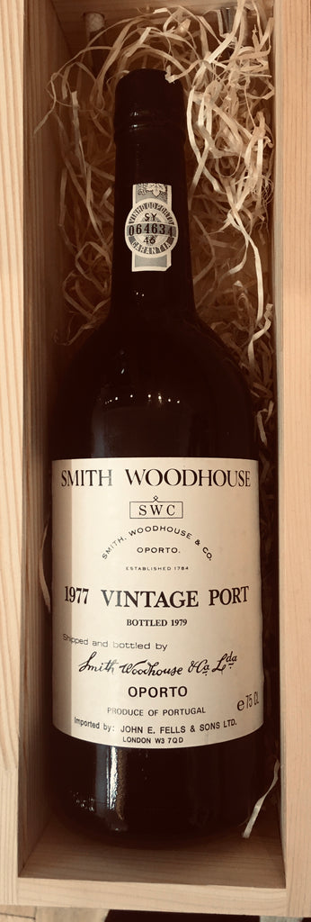Smith Woodhouse 1977