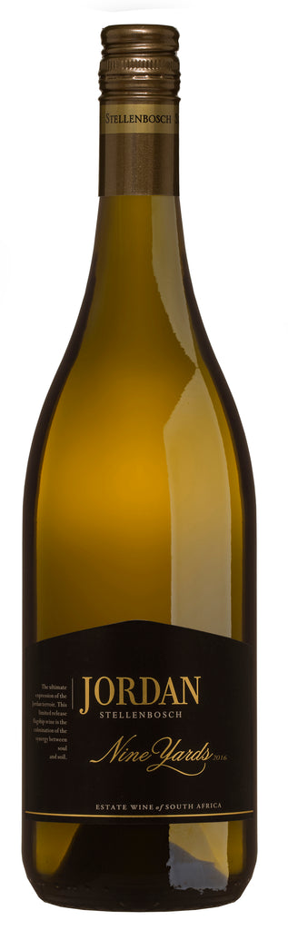 Jordan Nine Yards Chardonnay