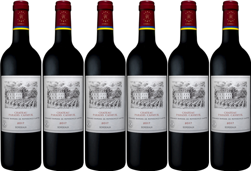 Chateau Paradis Casseuil (Case of 6)