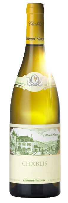 Billaud-Simon Chablis 37.5cl