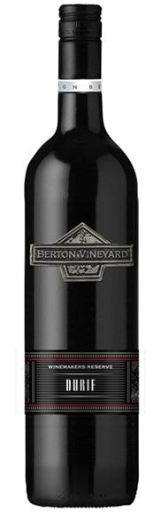 Berton Vineyard Winemakers Reserve Durif