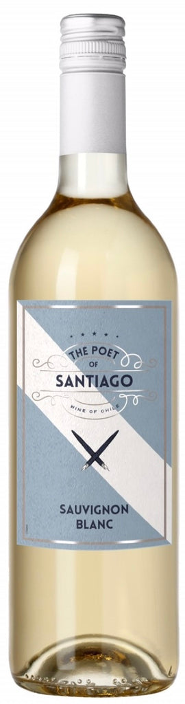 The Poet of Santiago Sauvignon Blanc (Case of 6)