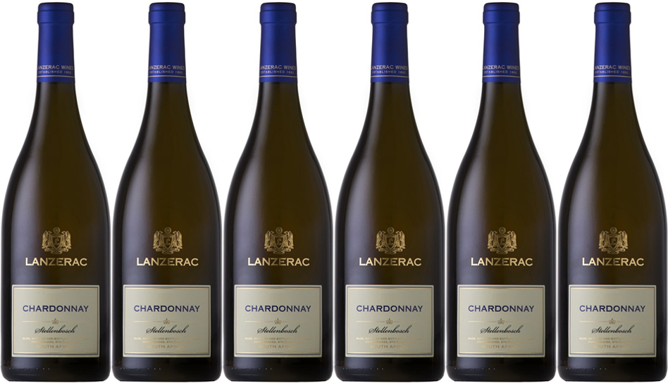 Lanzerac Chardonnay (Case of 6)