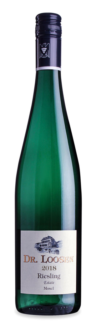 Dr Loosen Estate Mosel Riesling 37.5cl