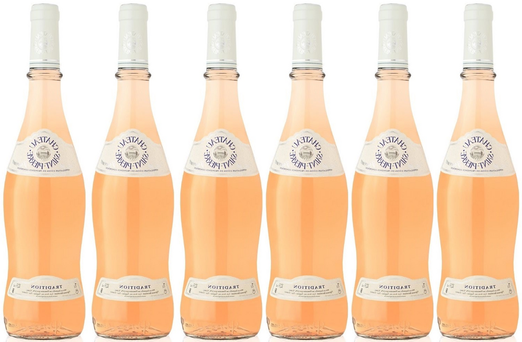 Chateau St Pierre Tradition Rosé (Case of 6)