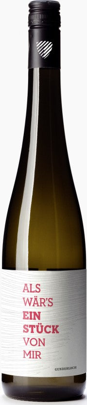 Gunderloch A Piece of Me, Dry Riesling
