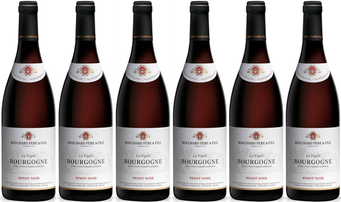Bouchard Bourgogne Red La Vignée (Case of 6)