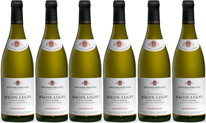 Bouchard Macon-Lugny St Pierre (Case of 6)
