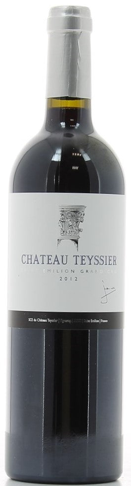 Chateau Teyssier, St Emilion Grand Cru