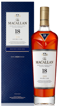 Macallan 18yo Double Cask