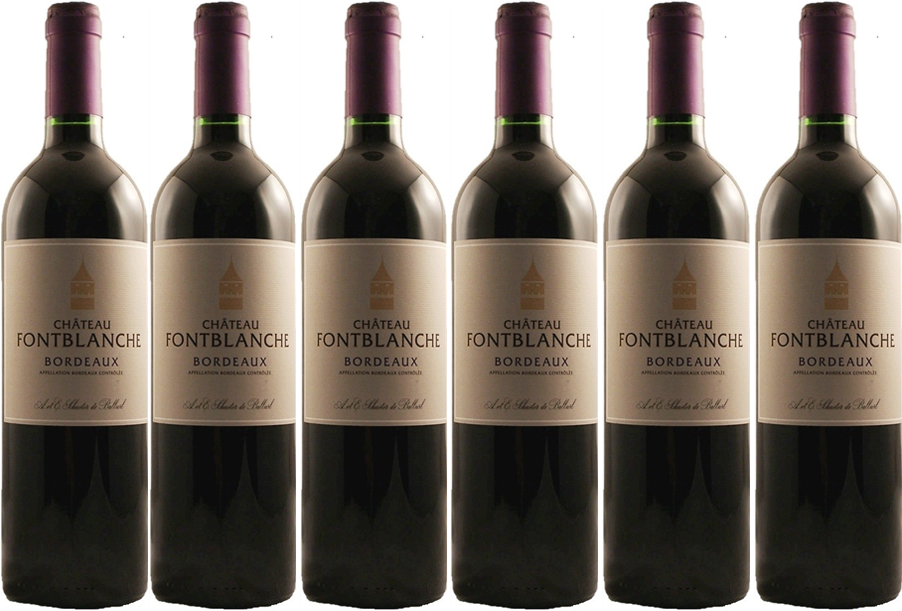 Chateau Fontblanche (case of 6)