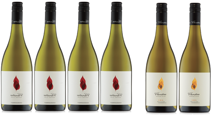 Flametree Estate Chardonnay and SRS (Case of 6)