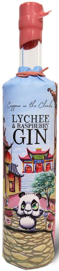 Copper in the Clouds Lychee and Raspberry Gin