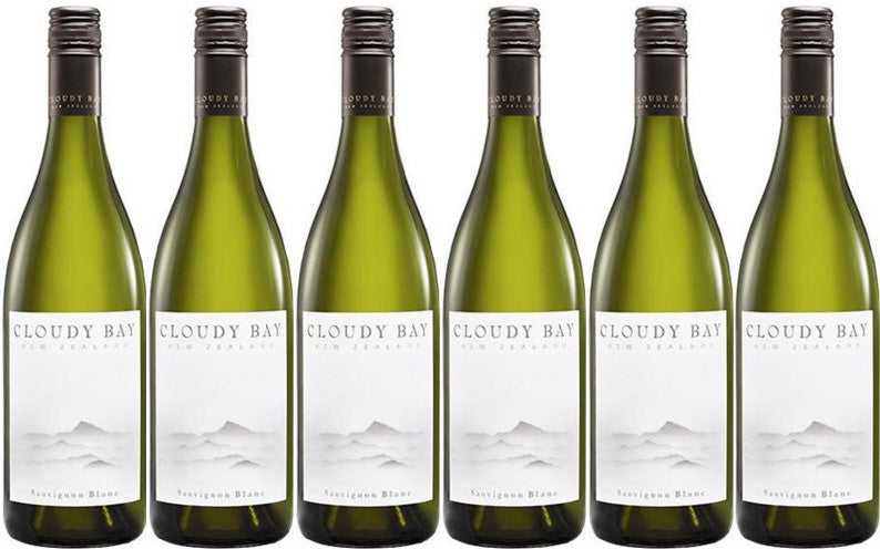 Cloudy Bay Sauvignon Blanc (Case of 6)