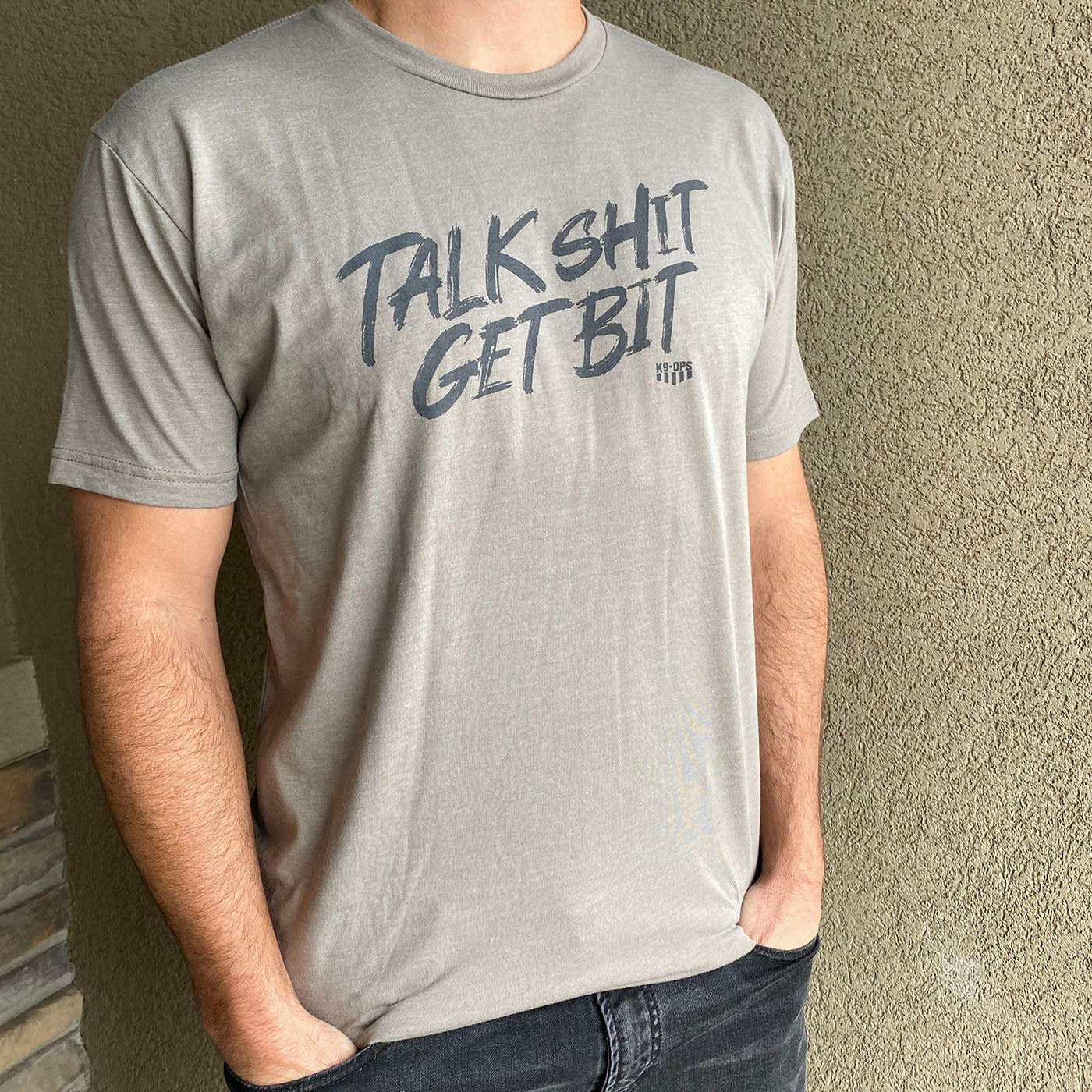 TALK SHIT GET BIT - Mens