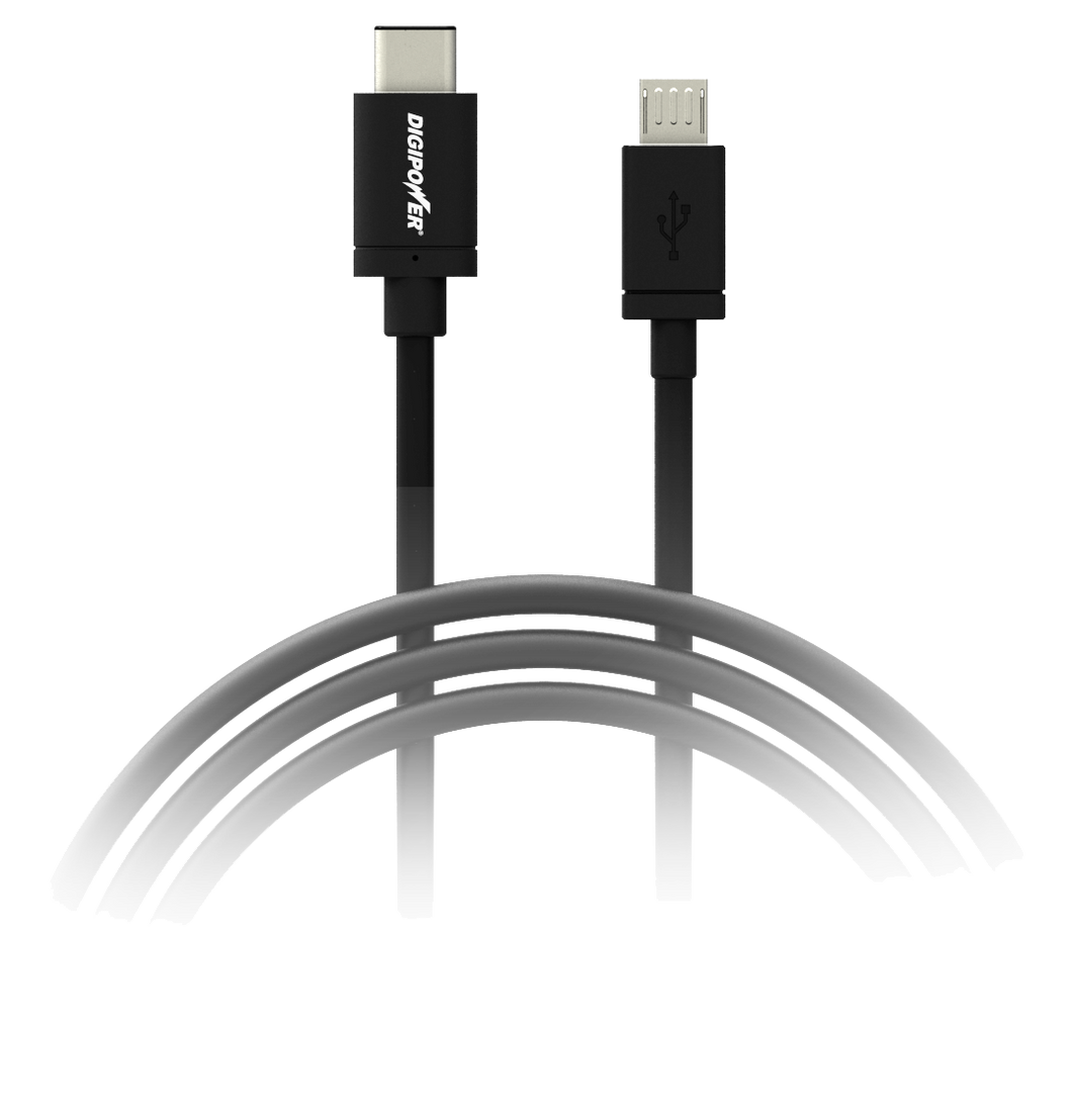 Digipower USB-C to micro USB cable - Type C