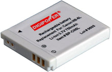 Load image into Gallery viewer, Digipower BP-CN6L digital camera battery, Replacement for Canon NB-6L battery pack