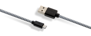 Tangle Free Micro USB Cable