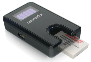 Digital camera travel charger for Nikon batteries