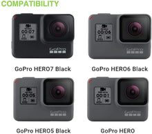 Load image into Gallery viewer, 9hr ActionPack Extended Battery for GoPro HERO7 Black, HERO6 Black, HERO5 Black & HERO