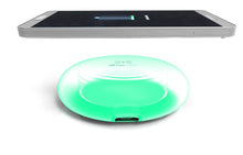 Load image into Gallery viewer, Soft Silicone Wireless Charging Pad