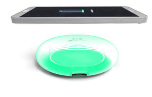 Soft Silicone Wireless Charging Pad
