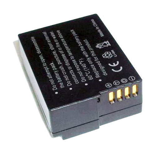 Digipower BP-BLC12 digital camera battery, Replacement for Panasonic DMW-BLC12 battery pack