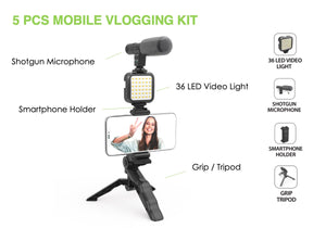#LIKE ME Vlogging Kit