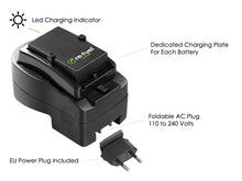 Load image into Gallery viewer, One hour travel charger for Nikon D-SLR camera batteries
