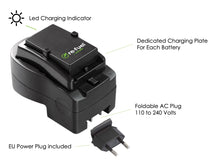 Load image into Gallery viewer, One hour travel charger for Sony D-SLR camera batteries