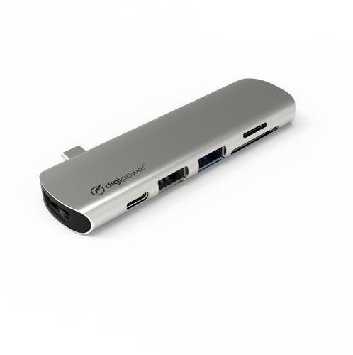 7-Port Direct Connect USB-C Hub