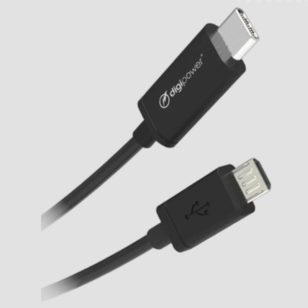 DIGIPOWER USB-C TO MICRO USB CABLE TYPE C (SP-CM1)