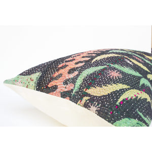 Indian Decor Kantha Pillows