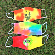 Tie-dye Unisex Cotton Masks