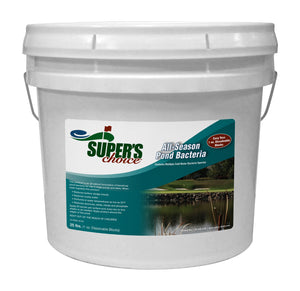 Super's Choice All Season Pond Bacteria Blocks 25lbs