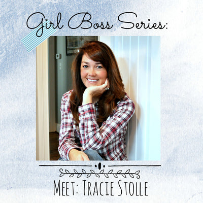 Girl Boss Series: Tracie Stoll {Blogger + Artist}