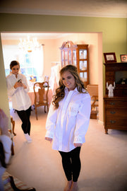 I Do Bridal Button Down - Bride