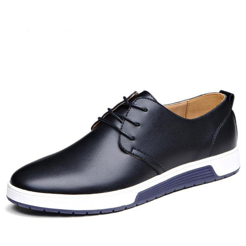 Classic Luxury Leather Shoes