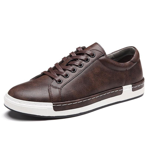 Big Size Casual Stylish Lace Up Shoes