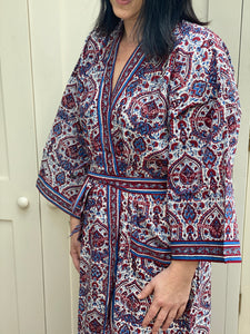 Anokhi Missy Long Dressing Gown