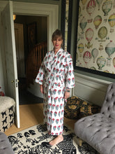 Anokhi Regina Long Dressing Gown
